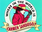 Where in the World is Carmen Sandiego? TV Show