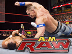 WWE A.M. Raw TV Show