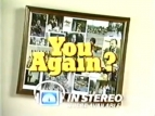 You Again? TV Show