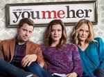 You Me Her tv show photo