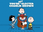 You're Not Elected, Charlie Brown TV Show