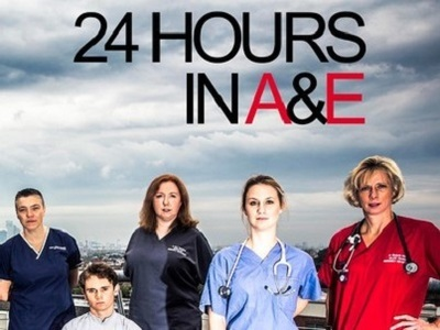 24 Hours in A&E (UK) tv show photo
