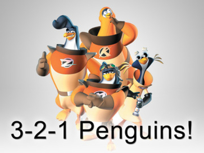 3-2-1 Penguins!
