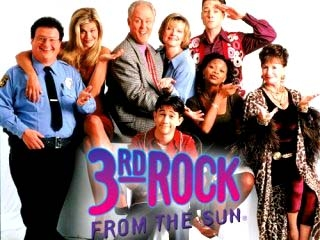 3rd Rock from the Sun tv show photo