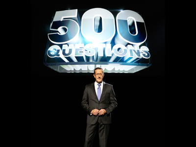 500 Questions tv show photo