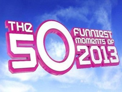 50 Funniest Moments 2013 (UK) tv show photo