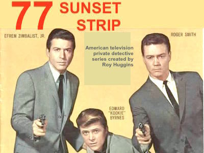 77 Sunset Strip tv show photo