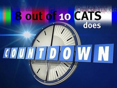 8 out of 10 Cats Does Countdown (UK)