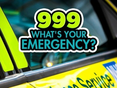 999: What's Your Emergency? (UK)