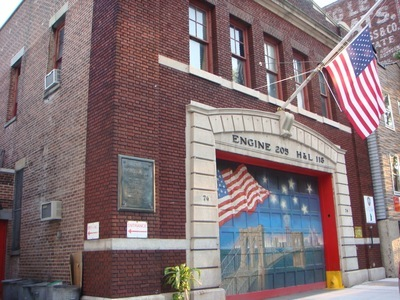 9/11 Firehouse tv show photo