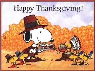 A Charlie Brown Thanksgiving tv show photo