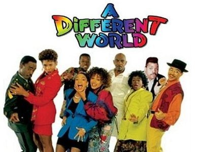 A Different World tv show photo