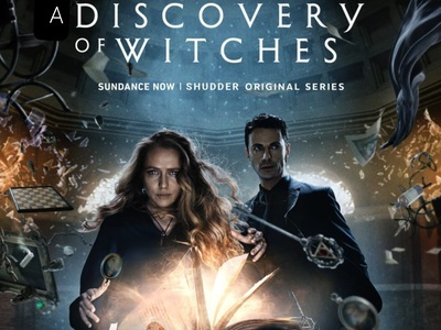 A Discovery of Witches (UK) tv show photo