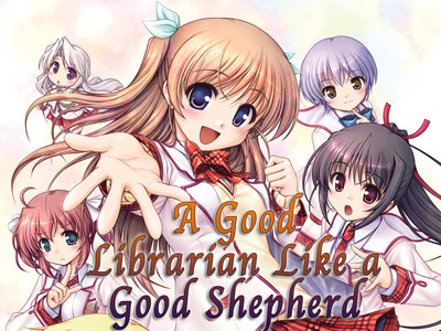 A Good Librarian Like a Good Shepherd tv show photo