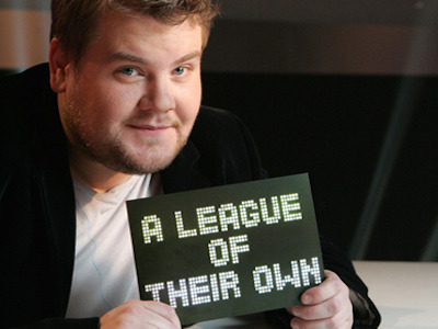 A League of Their Own (UK)