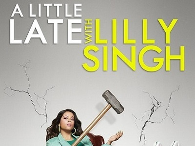 A Little Late with Lilly Singh tv show photo