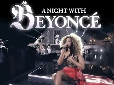 A Night With Beyoncé (UK)