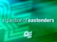 A Question Of EastEnders (UK) tv show photo