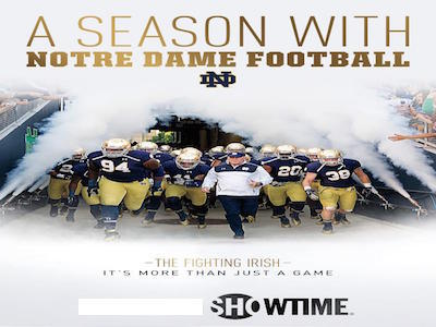 A Season with Notre Dame