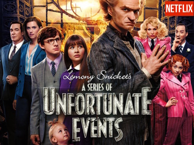 A Series of Unfortunate Events tv show photo