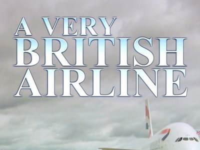 A Very British Airline (UK) tv show photo