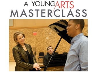 A YoungArts Masterclass