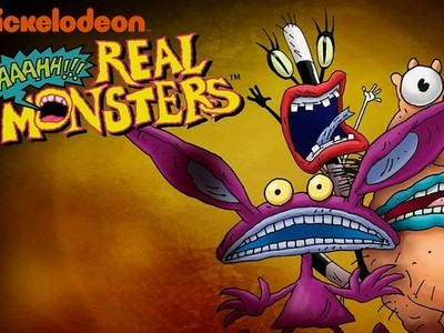 Aaahh!!! Real Monsters tv show photo