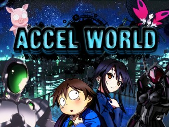 Accel World tv show photo