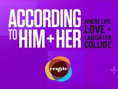 According to Him + Her tv show photo