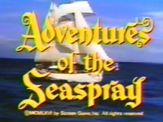 Adventures of the Seaspray (AU)