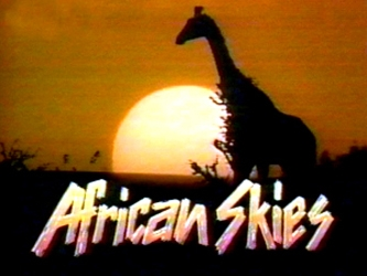 African Skies (CA) tv show photo