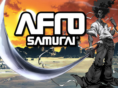 Afro Samurai tv show photo