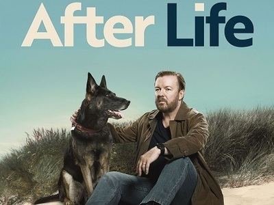 After Life tv show photo