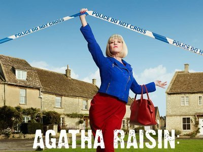 Agatha Raisin (UK) tv show photo
