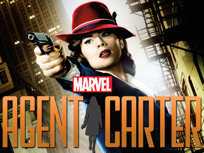 Marvel's Agent Carter tv show photo