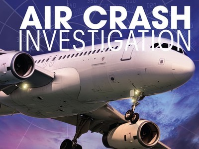 Air Crash Investigation (CA) tv show photo