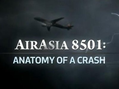 AirAsia 8501: Anatomy of a Crash