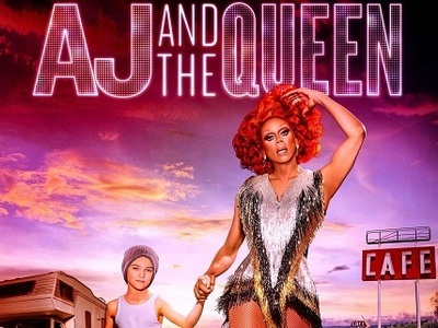 AJ and the Queen tv show photo