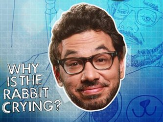 Al Madrigal: Why is the Rabbit Crying? tv show photo