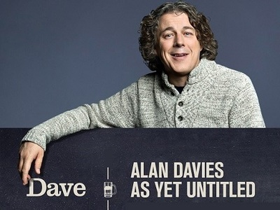 Alan Davies: As Yet Untitled (UK) tv show photo