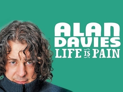 Alan Davies - Life is Pain (UK)