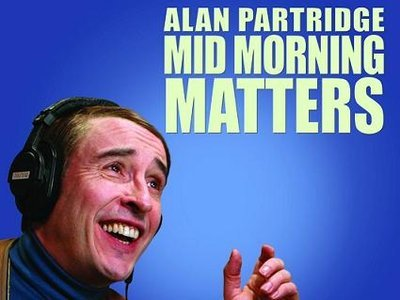 Alan Partridge's Mid-Morning Matters (UK) tv show photo