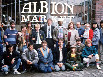 Albion Market (UK) tv show photo