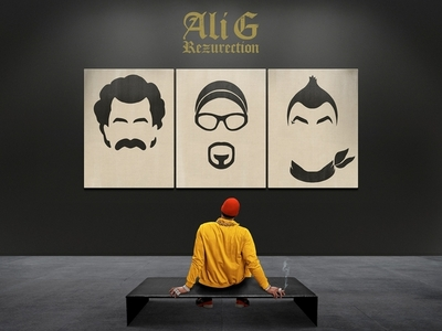 Ali G: Rezurection tv show photo