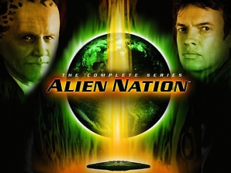 Alien Nation (1989) tv show photo