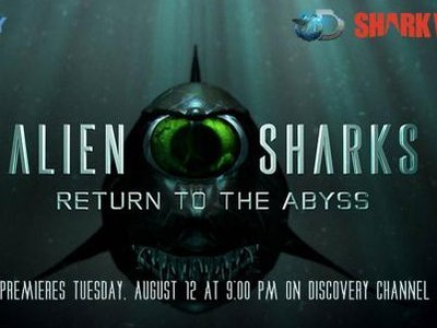 Alien Sharks: Return to the Abyss (CA)