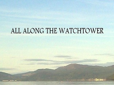 All Along the Watchtower (UK) tv show photo