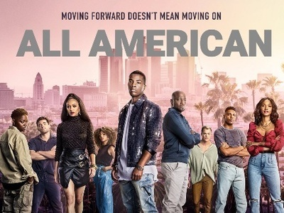 All American tv show photo