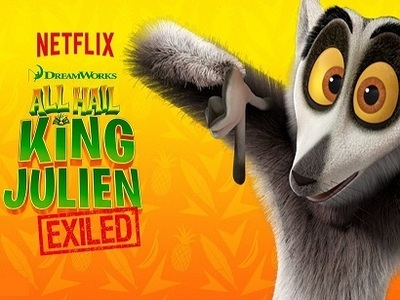 All Hail King Julien: Exiled tv show photo