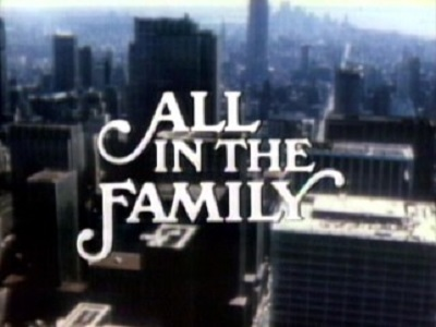 All in the Family tv show photo
